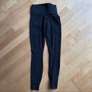 Black Nike Pants, XS